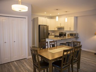 Downtown Whitehorse Deluxe 4 Bedroom Condo