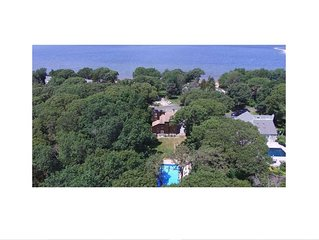150 ft to Private Beach, Nature Sanctuary Peconic Bay