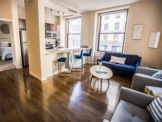 FREE PARKING | 2BR/2BA Brand New Elegant Luxury Suite w/ Gym by ENVITAE
