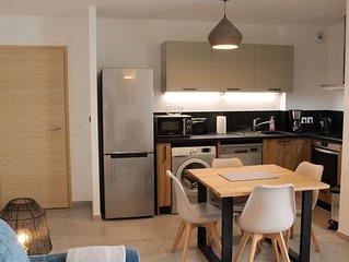 Bel Appartement face au Prorel. En Centre de Ville.