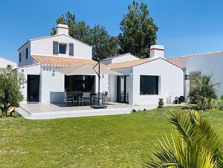 Maison neuve 4* situee a 60m de la plage !