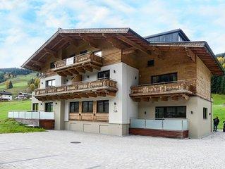 Ferienwohnung Saalbacher Perle (SLB350) in Saalbach-Hinterglemm - 11 Personen, 5