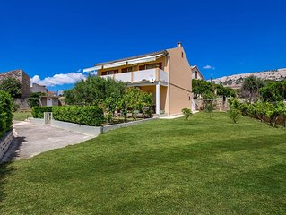 3 bedroom accommodation in Pag