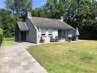Gerenoveerde 4 persoons vakantiewoning te midden nationaalpark 'Het Lauwersmeer'