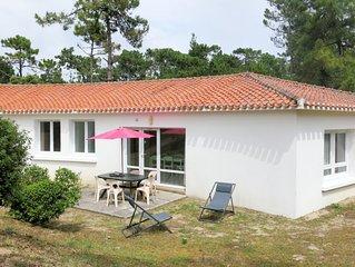 Ferienhaus Hameau Ocean (SHR101) in Saint Hilaire de Riez - 5 Personen, 2 Schlaf