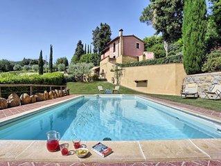 Vacation home Casa Pillo di Sopra  in Gambassi Terme (FI), Florence and surroun