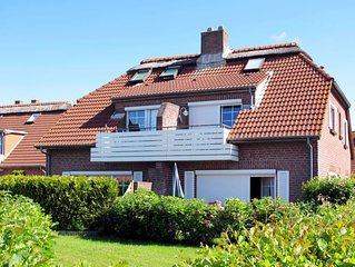 Apartment Wohnung Wankelmann  in Norddeich, North Sea: Lower Saxony - 4 persons