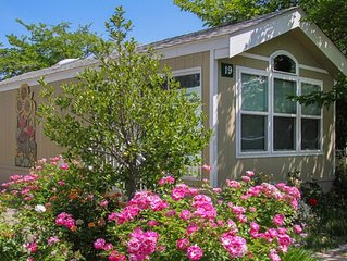 Serene cottage for the perfect get-away 1 bedroom (2)