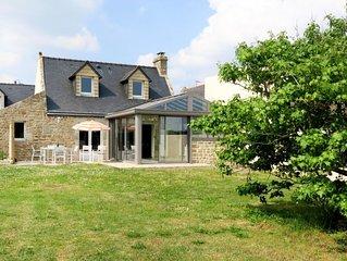 Ferienhaus Tazie (PHM302) in Plouhinec Morbihan - 6 Personen, 3 Schlafzimmer