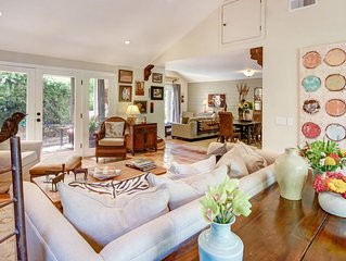 Charming  Wine Country Cottage   - 1.5 m to Sonoma Plaza Sleeps 2-4