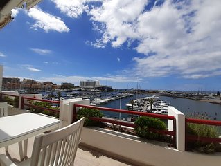 SV27 Vilamarina - TWO bedrooms apartment by Vilamoura marina -