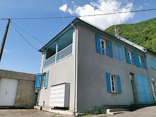 Maison recente 8 personnes 100m2 avec terrasse