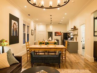 Holliday House Downtown luxury home