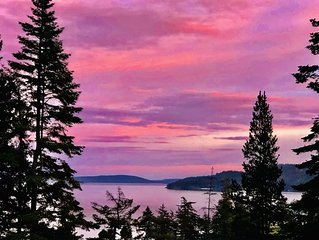 Ocean Mist Getaway!*RosarioResort & H2O Views 3BD & 2.5BA Sleeps 8 Total #OMG!