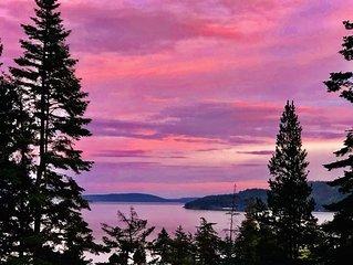 Ocean Mist Getaway!*RosarioResort & H2O Views 3BD & 2.5BA Sleeps 8 Total #OMG!