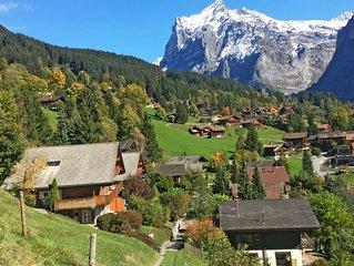 Ferienwohnung Wychel in Grindelwald - 4 Personen, 1 Schlafzimmer