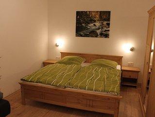Ferienwohnung, 60qm, 2 Schlafzimmer, max. 6 Personen