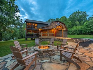 Toccoa River House-Back on Rental Market May 2019