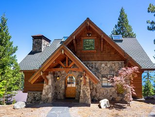 Rubicon Retreat-Spectacular-on the West Shore of Lake Tahoe
