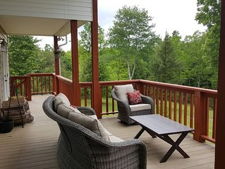 New 4 Bedroom 3 bath Secluded Hideaway Mountain Escape!