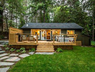 Family And Pet Friendly Lakefront Cottage With Bunkie On Oxtongue Lake