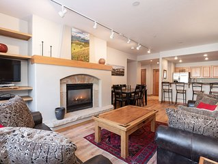 Best prices in Arrowhead! New remodel! Ski in/out! Heated lap Pool/hot tub!