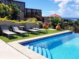 Ocean Crest (Coral Vista) - 3-Bedroom Sea View Villa!