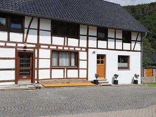 Ferienhaus mit Bauernhof-Flair