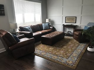 New Southside Chattanooga Townhouse- Excellent downtown location