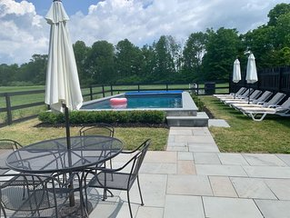 Harrison Field Available After September 20th Please Enquire For Heated Pool