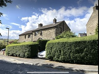 *New for July 2020* Holiday Cottage in Saddleworth Countryside