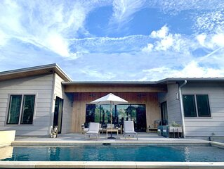 Art Oasis on five acres in Dripping Springs