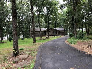 New listing! Updated lakefront home