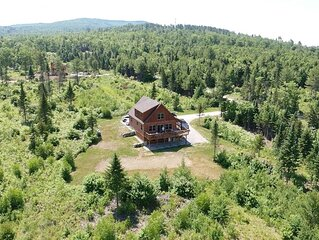 NEW Sunday River Chalet-Breathtaking mountain views-wonderful all Seasons!