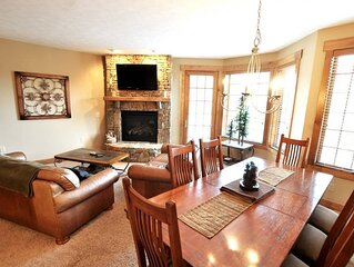 SKI-IN/SKI-OUT - SOUTHWIND  MNTN TOP -7 SPRINGS PA - SLEEPS  27 - FREE CLUBHOUSE