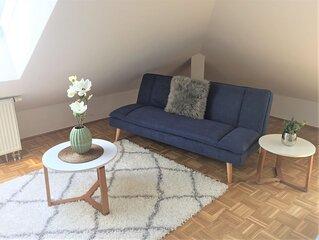 Zwillingsperlen Leutzsch – Appartement Reiterhof