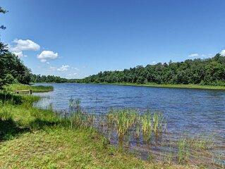 Beautifully Updated Berkshires Lake Retreat