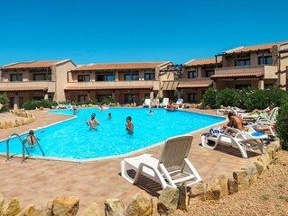 Ferienwohnung Park Paradise (CPA131) in Costa Paradiso - 4 Personen, 1 Schlafzim