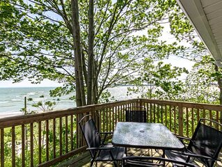 Highview House –  Lake Erie Views + Beach = Amazing
