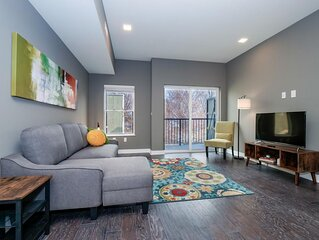 Brand New Luxury Condo Minutes from Downtown F2