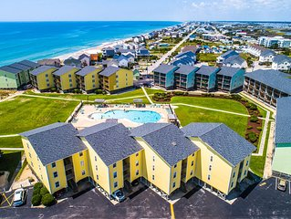 Surf 618: 1 BR / 1 BA condo in Surf City, Sleeps 6