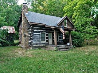 Storybrook Log Cabin