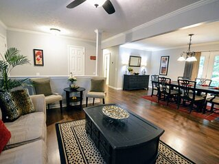 Historic Marietta Newly Renovated  Entire House ld