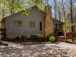 Elm Lodge Vacation Cabin