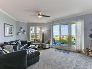Sparkling Oceanfront Condo With Calm Relaxing Views of the Atlantic Ocean!!!!