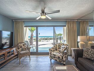 112- Fabulous BEACH FRONT condo. Destin Beach Club