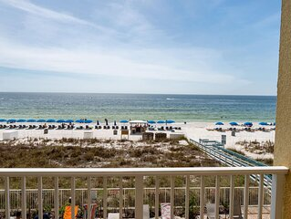 Fantastic BEACHFRONT 3-Bedroom Condo