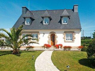 Ferienhaus Gueradur (PBU303) in Pleumeur Bodou - 7 Personen, 4 Schlafzimmer