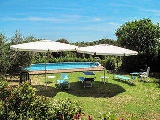 Ferienwohnung Campo Fiorito (FCA101) in Follonica - 4 Personen, 1 Schlafzimmer