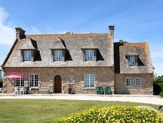 Ferienhaus Villa de la Côte des Sables (CED201) in Cléder - 6 Personen, 4 Schlaf